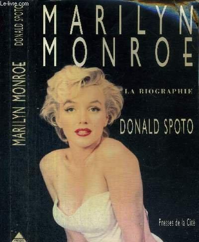 Marilyn Monroe, la biographie