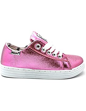 Zapatillas HAPPY LUCK Kids metalizado rosa