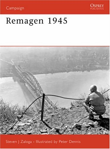Remagen 1945 Endgame Against The Third Reich Campaign