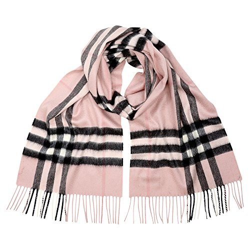 BURBERRY Men & Women Schal - Pink Pink Scarves onesize -
