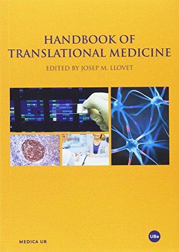 Handbook of translational medicine (MEDICA UB) por Aa. Vv.