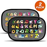 Car Window Shades For Baby, Car Sun Shades For Kids Blocks UV Rays