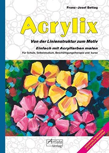 Acrylix: Von der Linienstruktur zum Motiv