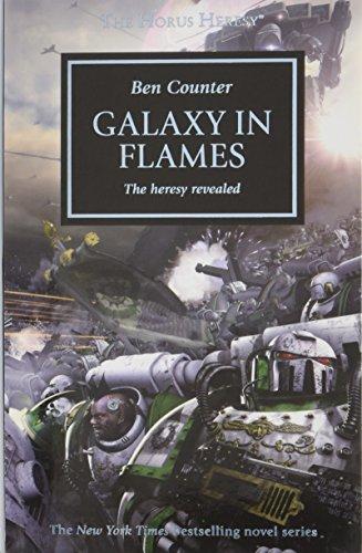 Horus Heresy - Galaxy in Flames (Horus Heresy 3)