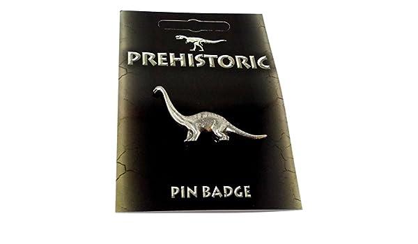 Pin Badge Velociraptor Dinosaur Costume Jewellery Brooches & Pins On