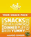 #3: Eatanytime Mango Ginger Bars, 38g (Pack of 6)