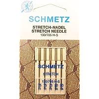 5 Schmetz Stretch coser agujas Surtido (plano pistón) 130/705 H de S