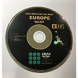 2017–2018Toyota West SAT NAV Map Update Disc Navigation DVD UK & Europa