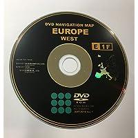 2017–2018Toyota occidental GPS Mapa Disco de actualización DVD de navegación Reino Unido y Europa