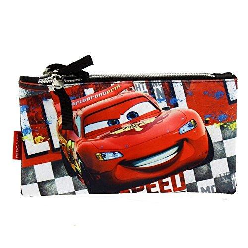 Perona 52087 Cars Estuches, 22 cm, Multicolor