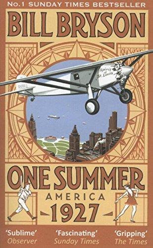 Buchseite und Rezensionen zu 'One Summer: America 1927 (Bryson, Band 2)' von Bill Bryson