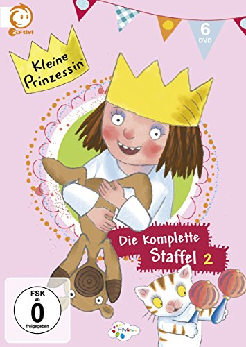 Kleine Prinzessin - Die komplette Staffel 2 [6 DVDs]