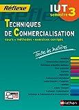 Techniques de commercialisation IUT semestre 3 : Toutes les matières