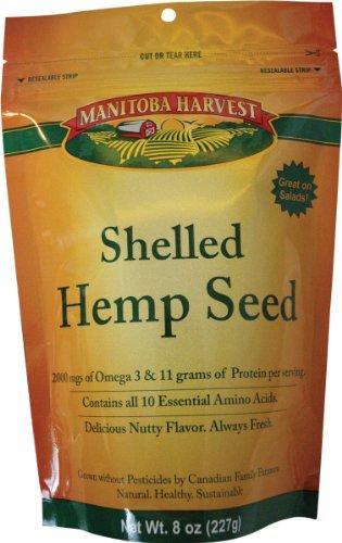 3 Protein Conditioner (Manitoba Harvest Hanfsamen Nuss, 8 Ounce - 8 pro Fall.)