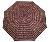 Mini umbrella Sheet music bordeaux - GIFT