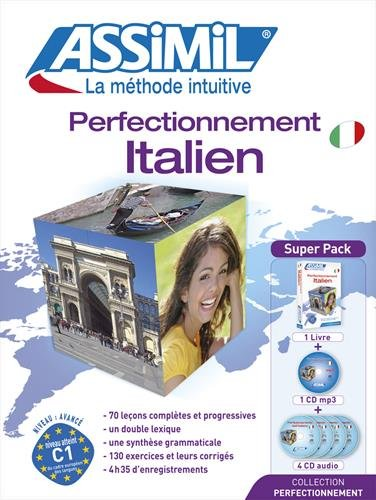 Perfectionnement Italian par Assimil Nelis