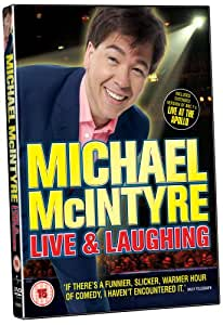Michael McIntyre – Live & Laughing [DVD]