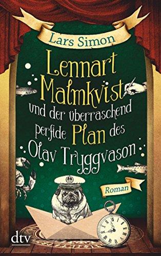 Buchseite und Rezensionen zu 'Lennart Malmkvist' von Lars Simon