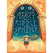 Marcy and the Riddle of the Sphinx (Brownstones Mythical Collect/2)