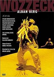 Alban Berg - Wozzeck / Adolf Dresen ·  Claudio Abbado - F. Grundheber · H. Behrens ·  Vienna State Opera [Import USA Zone 1]