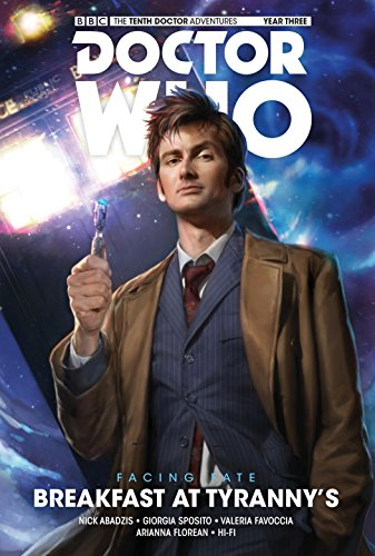 Doctor Who - The Tenth Doctor: Facing Fate Volume 1: Breakfast at ()
