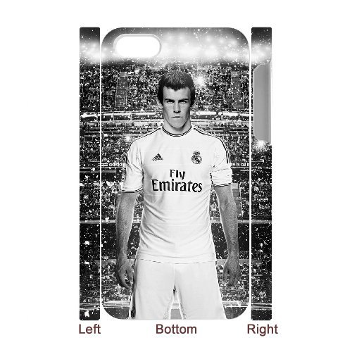 LP-LG Phone Case Of Gareth Bale For Iphone 5C [Pattern-6] Pattern-6