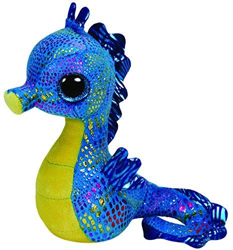 """Beanie Boo Seahorse - Neptune - 19cm 7"""""""