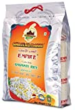 #8: SHRILALMAHAL Empire Basmati Rice (Most Premium), 5 kg