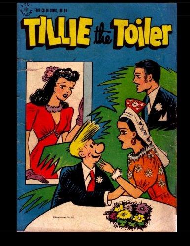 Tillie The Toiler #89: Four Color Comic #89 (Tillie Co)