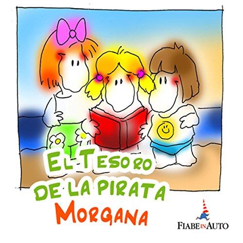 El tesoro de la pirata Morgana  Audiolibri