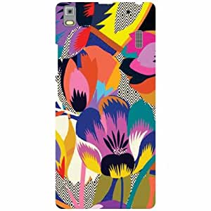 Back Cover For Lenovo A7000 PA030023IN -(Printland)