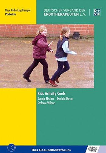 Kids Activity Cards (Neue Reihe Ergotherapie)