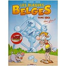Les Blagues Belges, Tome 2 : Tome deux fois