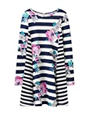 Joules Trapez Kleid - Margate Floral - 7-8 Years - 122-128 cm