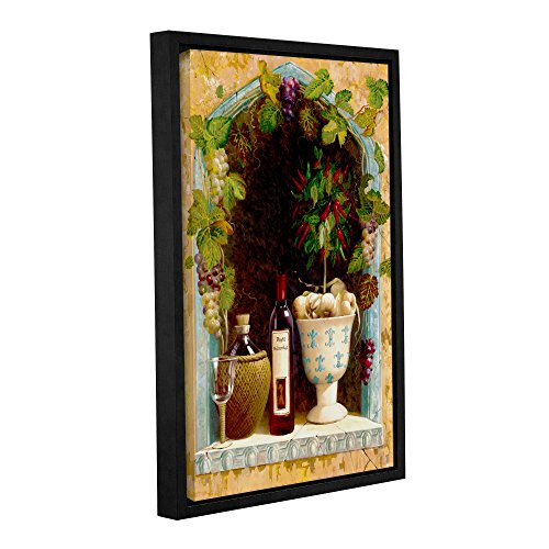 Tremont Hill Welby Olive Oil and Wine Arch I Wandbild, ablösbar, 40,6 x 61 cm - Olive Arch