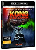 Kong: La Isla Calavera (4K Ultra HD + Blu-ray + Copia Digital) [Blu-ray]