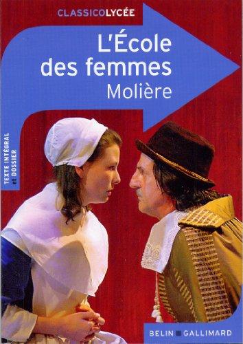 L'École des femmes par Molière