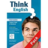 Think English. Intermediate. Student's book-Workbook-My digital book. Con espansione online. Per le Scuole superiori. Con CD-ROM