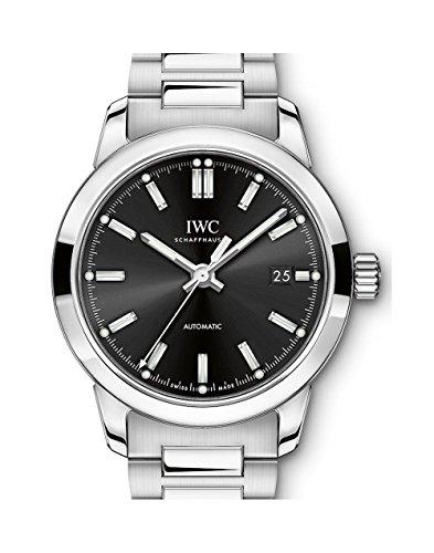 IWC Ingenieur Automático Negro Dial Mens Reloj iw357002