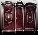 Barock Kleider- Schrank Antik Stil Louis XV MoBd07705