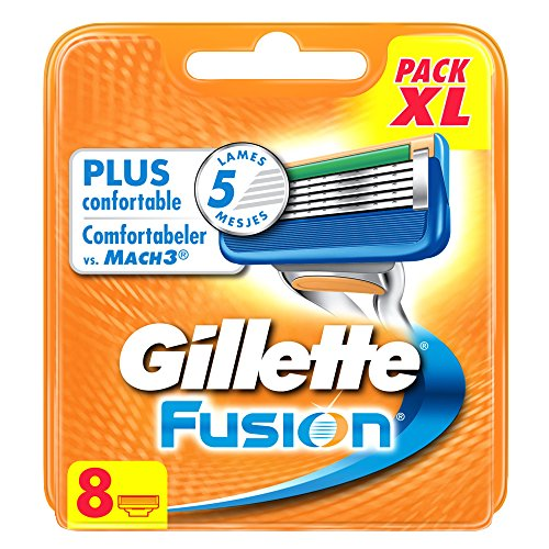 Gillette Fusion Rasierklingen für Herren