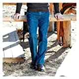 CLUB OF COMFORT® Flat Front Jeans Dallas navyblau, 30