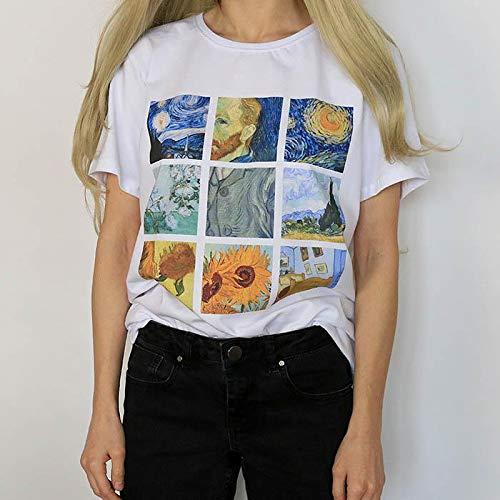 e9f04d316 DXYXHLK Women's Fashion Plus Size Tees & Tops Short Sleeve Modal Casual Female  T-Shirts