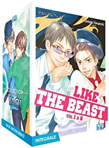 Like The Beast Coffret Tomes 1 à 6
