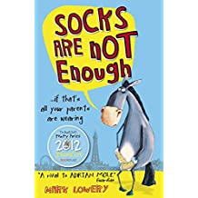 Socks Are Not Enough by Mark Lowery (2-Feb-2012) Paperback