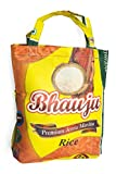Fair Trade Einkaufstasche aus Reissäcken - recycling / upcycling Tasche - fairtrade