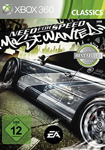 Need for Speed - Most Wanted [Software Pyramide] - [Xbox