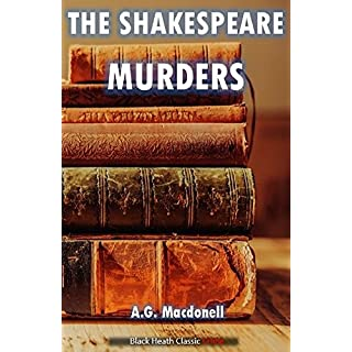 The Shakespeare Murders (Black Heath Classic Crime)