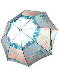Paraguas arte: Las Amapolas de Claude Monet