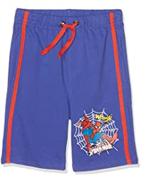 Spiderman Garçon Short - bleu